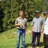 Tibor, Csabi, Levente