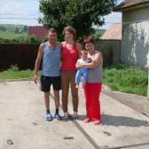 Ibolya, Piku és Szabi