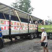 Ernő és a lengyel kamion