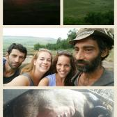 Kata - 6.nap - Vidéken Kalandoztam és Gazdagodtam