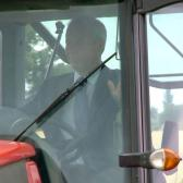 Traktoros tréning - Vendégünk volt Font Sándor